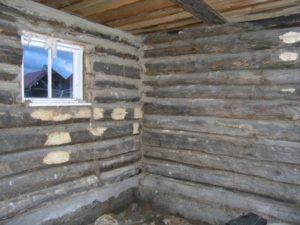 Деревянный дом - утепление