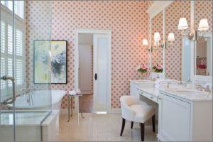 Ванная комната – почти кабинет