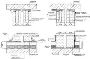 Особенности монтажа пазогребневой стенки