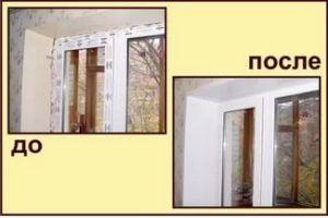 Откосы, сделанные из панелей ПВХ, делают оконную конструкцию защищенной и внешне привлекательной.