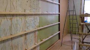 монтажа стеновых панелей