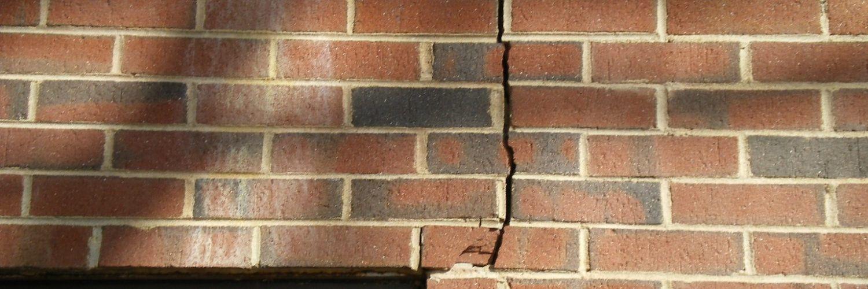 Трещина может со временем расширяться, поэтому ее необходимо быстро отремонтировать.