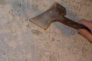 Универсальный ударно-скребковый инструмент