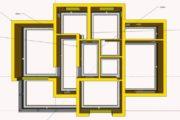 Толщина перегородок в панельном доме