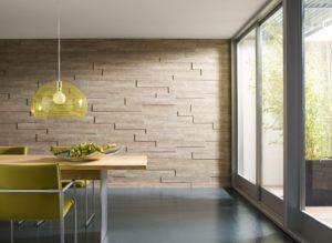 Стеновые панели на стене в доме.