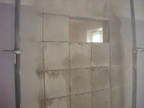 Это позволит избавляться от бетона постепенно, убедившись в равномерности распределения нагрузки.