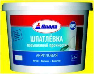 Акриловые растворы отличаются высоким качеством и хорошими характеристиками.