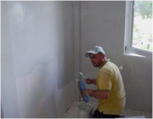 Выбор шпаклевки для стен