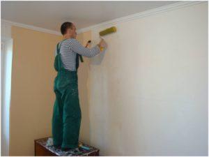 Подготовка стен – важное мероприятие